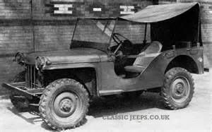 Bantam prototype Jeep