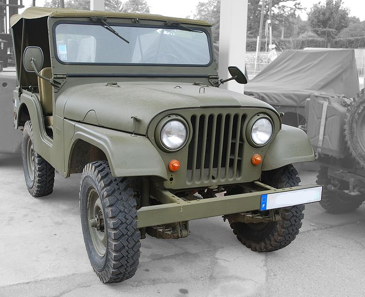 M38-1A Willys Jeeps classicjeeps.co.uk