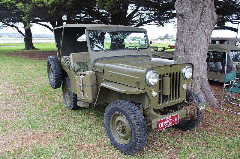Willys Jeeps classicjeeps.co.uk