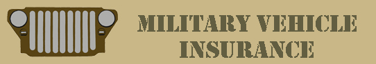 Military Vehicle Insurance